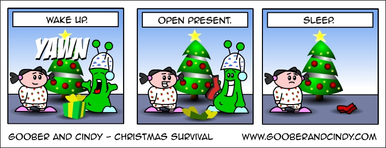 christmas-survival
