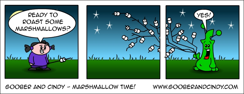 marshmallow-time